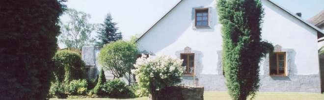 Chata Buk - jižní Čechy