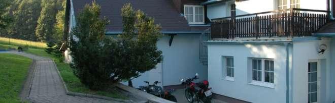 Apartmány ubytování - jižní Morava