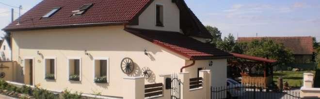 Ubytování chalupa - jižní Morava