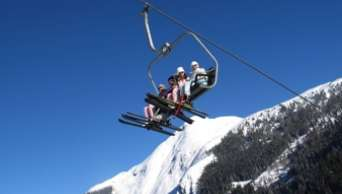 lyžování v českých horách