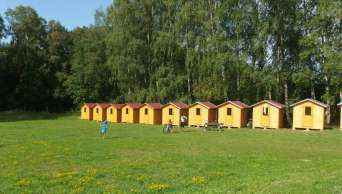 camping Amerika