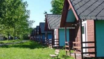 Camping Podroužek - cabañas