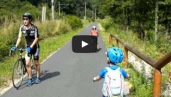 Bike Cycle Cheb - K.Vary con i bambini