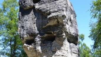 Rock in Tisza