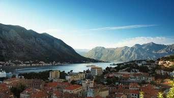 dovolená v Černé Hoře, Kotor