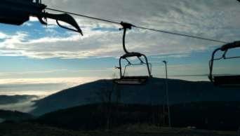 Plešivec - skiareál