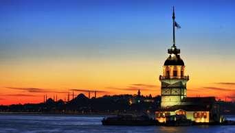 dovolená v Turecku