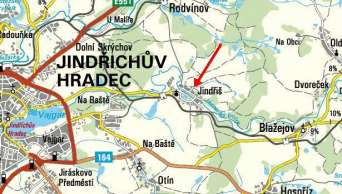 Jidnrichuv hradec