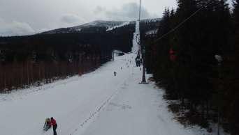 Skiareál Kopa