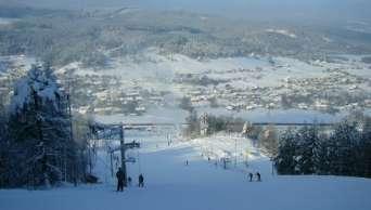 Ski areale