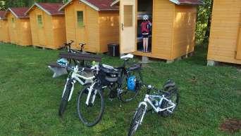 Kempy pro cyklisty - foto Trekshop