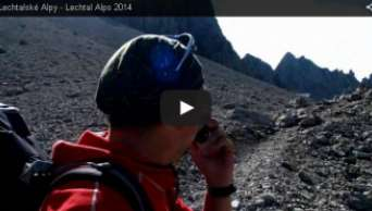 Trekshop v Alpách