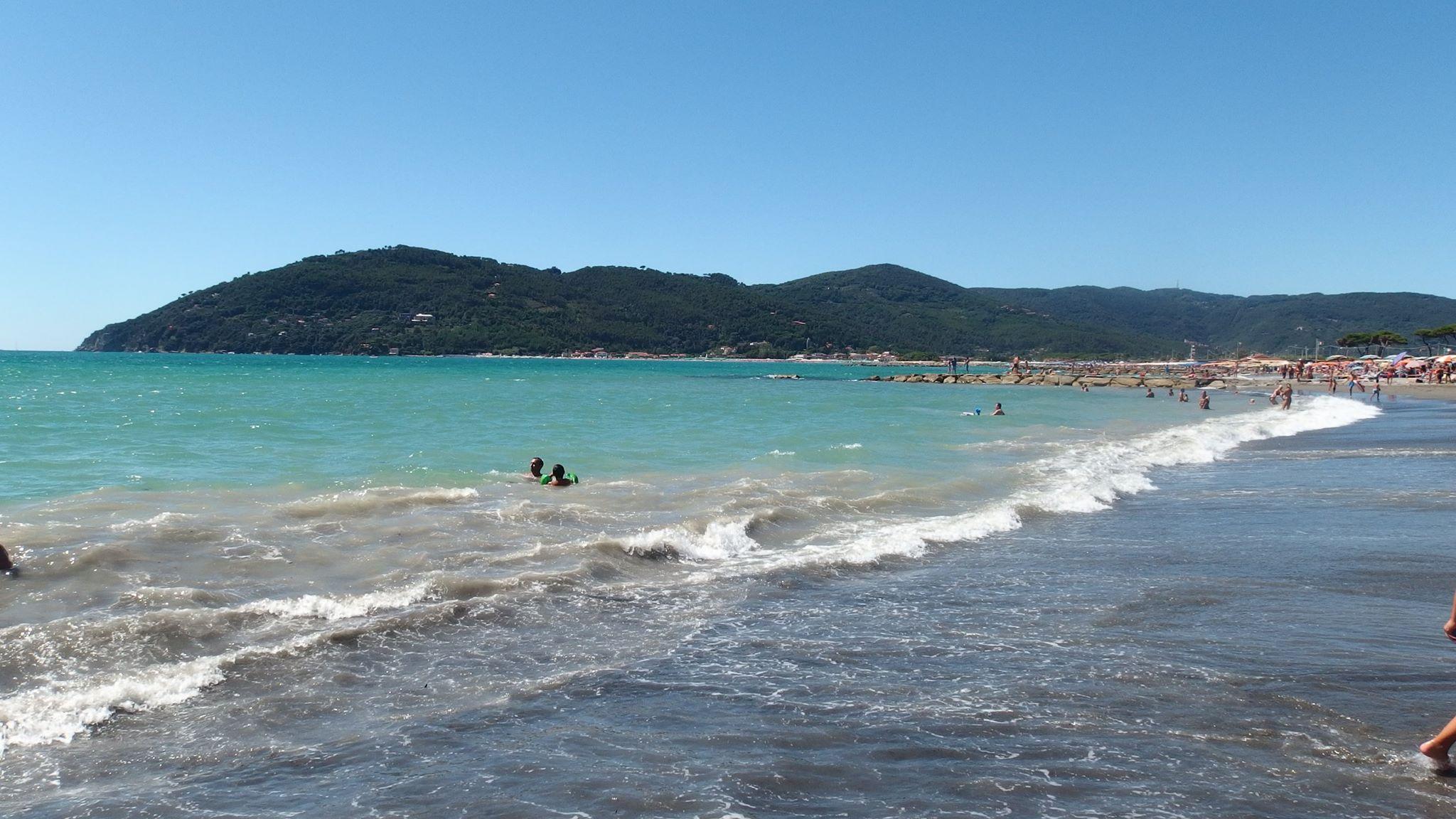 Ameglia - Strand