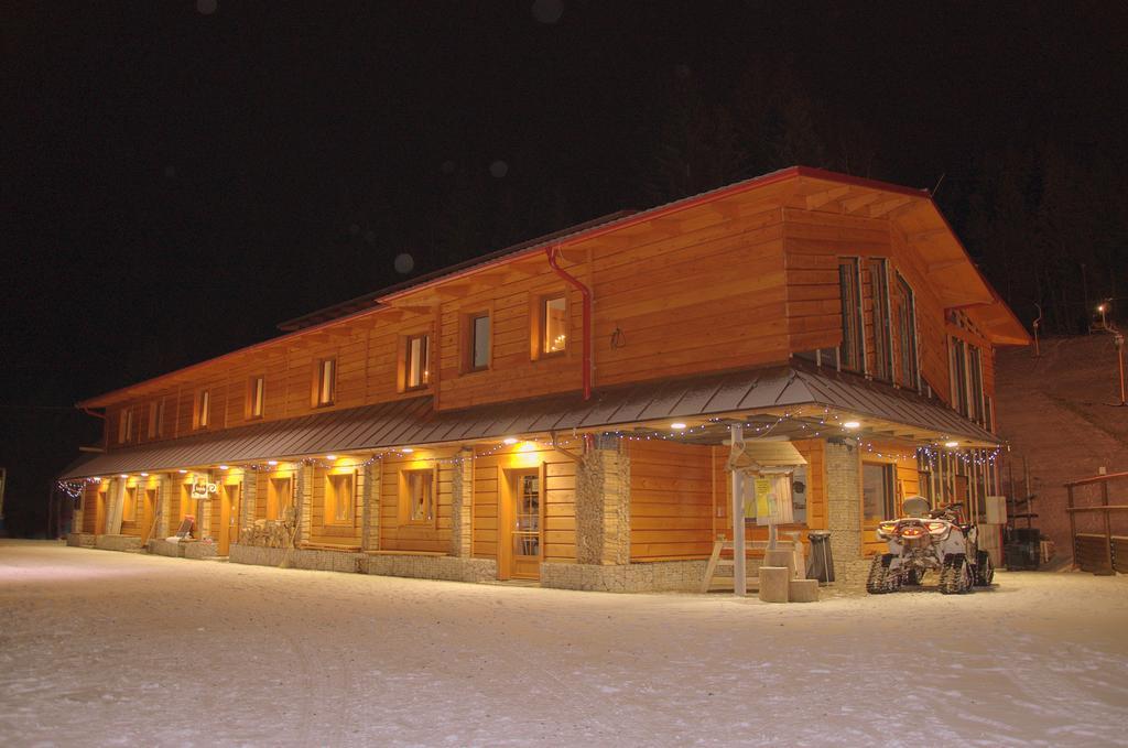 Skiareál Potůčky