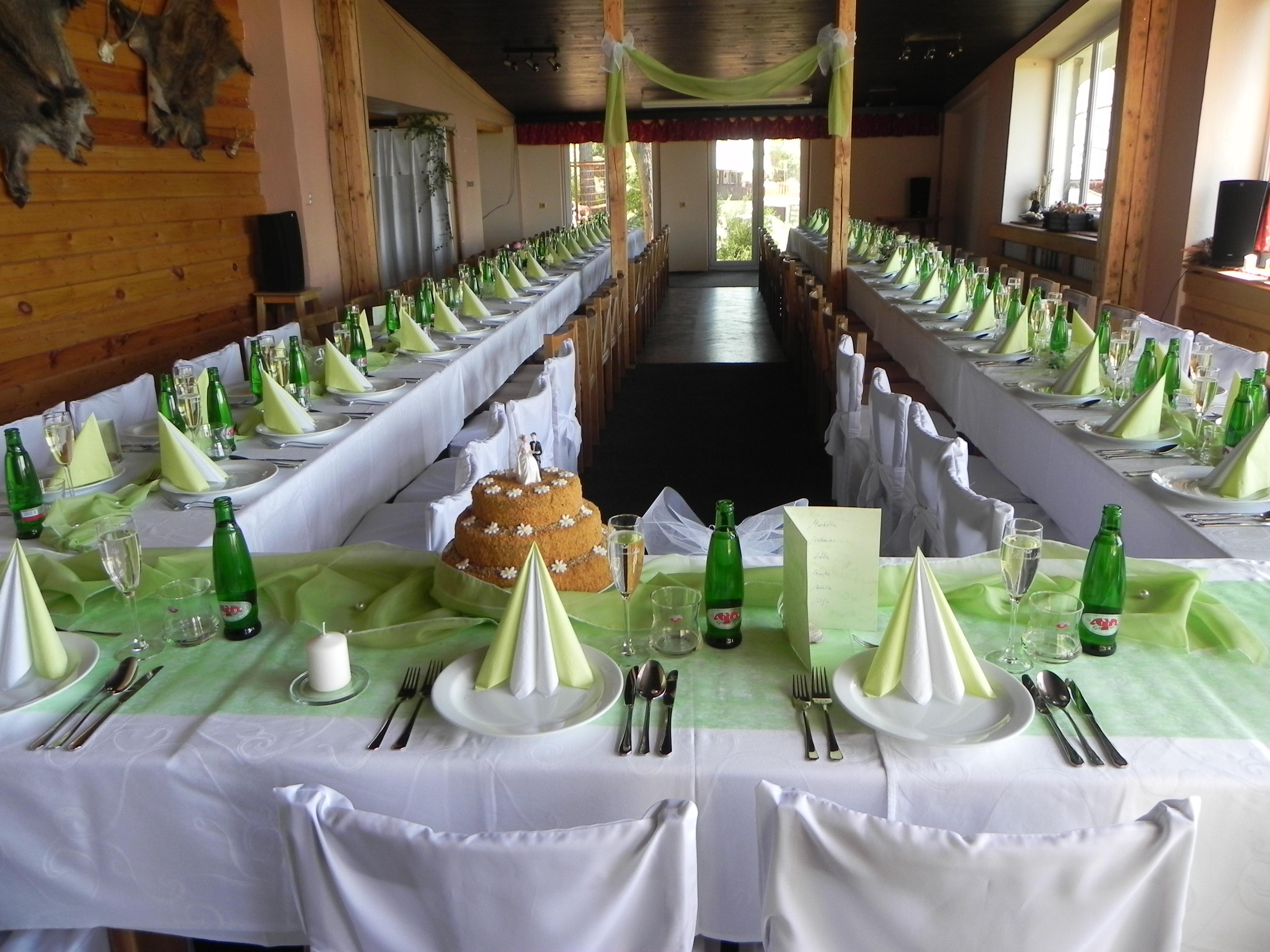 Svatba v kempu Dolce - Podkrkonoší