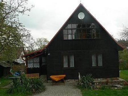 Chata Hradištko, Středočeský kraj